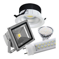 Iluminación y Bombillas LED