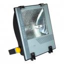 Proyector de halogenuro metálico IP-65 de 150W en negro con equipo y lámpara de 150W