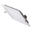 Downlight LED Extraplano cuadrado 18W - 1.260 Lm 120º en blanco - Luz día 4200K