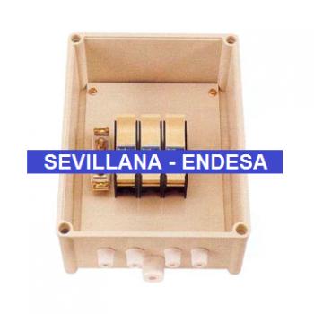 Caja Acometida Cgp Gl 100 A Esquema 7 8