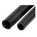 Rollo de 75 metros de tubo corrugado de 25 mm