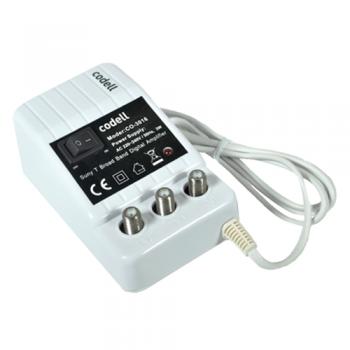 Filtro para antena tv dvbt y tdt anti telefon a movil for Amplificador interior tdt