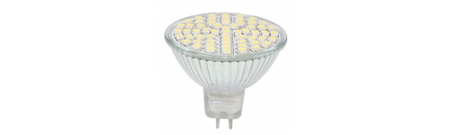 Dicroicas LED MR16 y MR11 12V