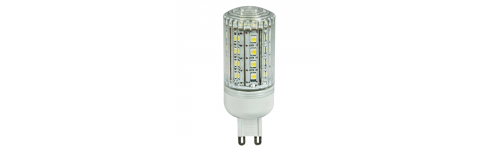 Bipin LED G9 y G4