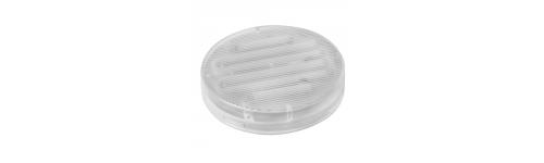 Pastillas GX53 de bajo consumo