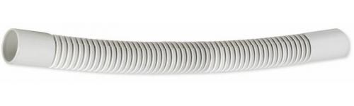 Accesorios de tubo rígido gris de PVC