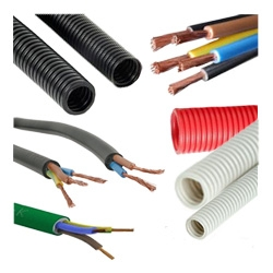 Cables y Tubería